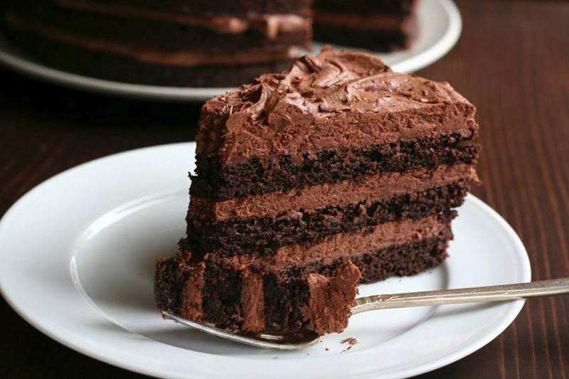 Нугатино торта