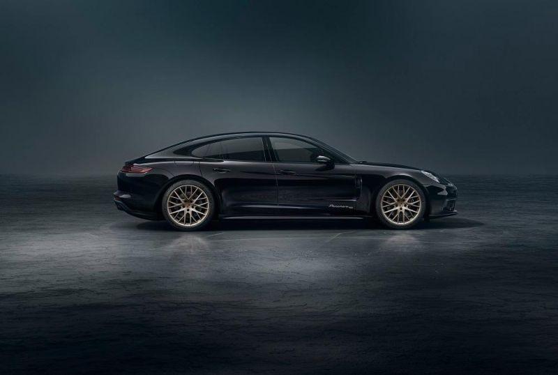 Porsche ја слави десетгодишнината од производството на Panamera со специјално издание