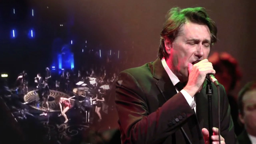 Bryan Ferry – Don't Stop The Dance