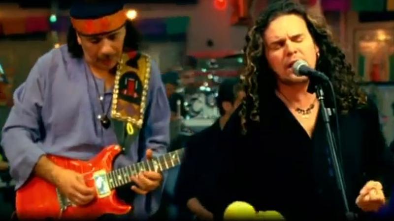 Santana – Corazon Espinado ft. Mana