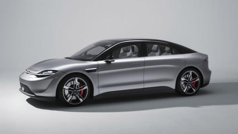Сони влегува во светот на автомобилите