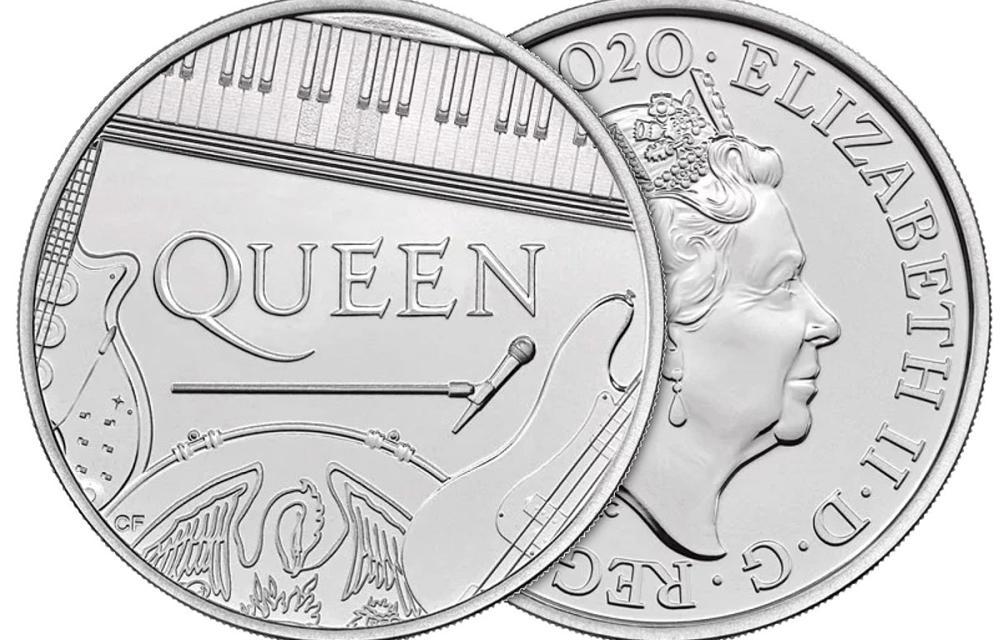 Легендарните Квин добија своја монета во Британија