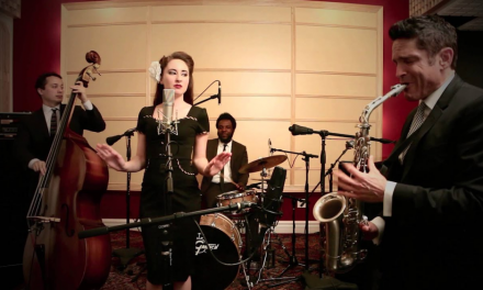 Careless Whisper – Vintage 1930's Jazz Wham! Cover feat. Robyn Adele Anderson & Dave Koz