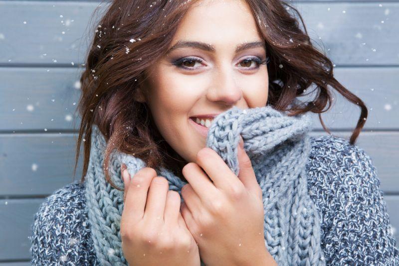 Заштитете ја кожата за време на зимскиот период