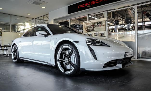 Пристигна Porsche Taycan – иднината на спортските автомобили