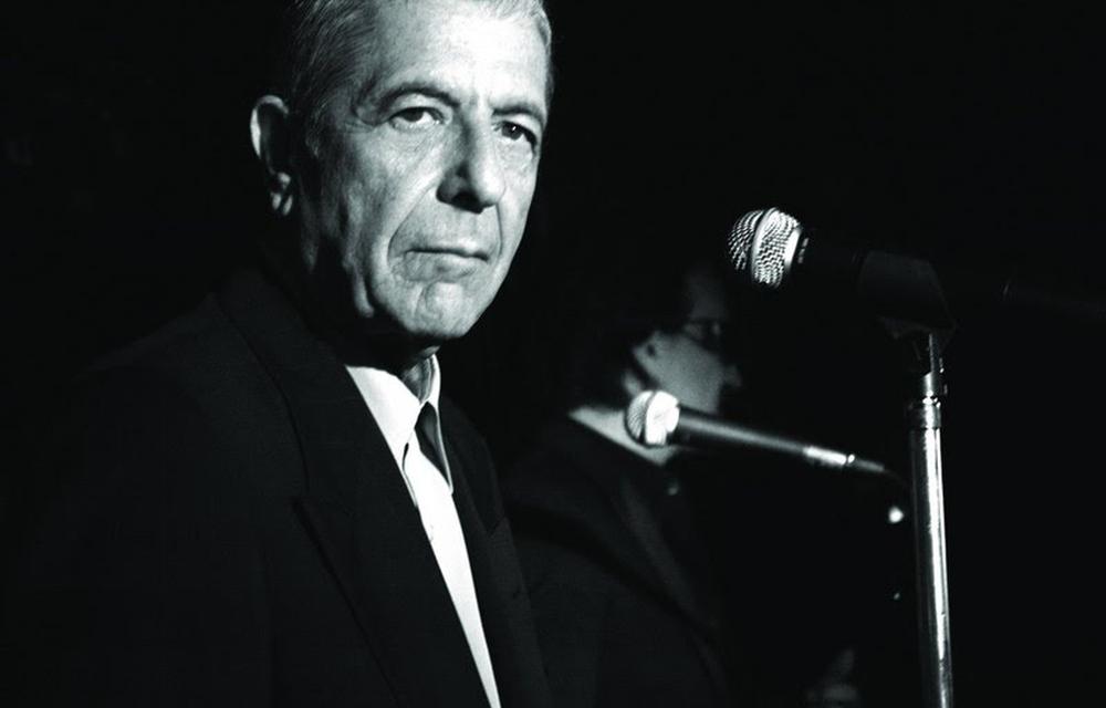 Leonard Cohen – First We Take Manhattan