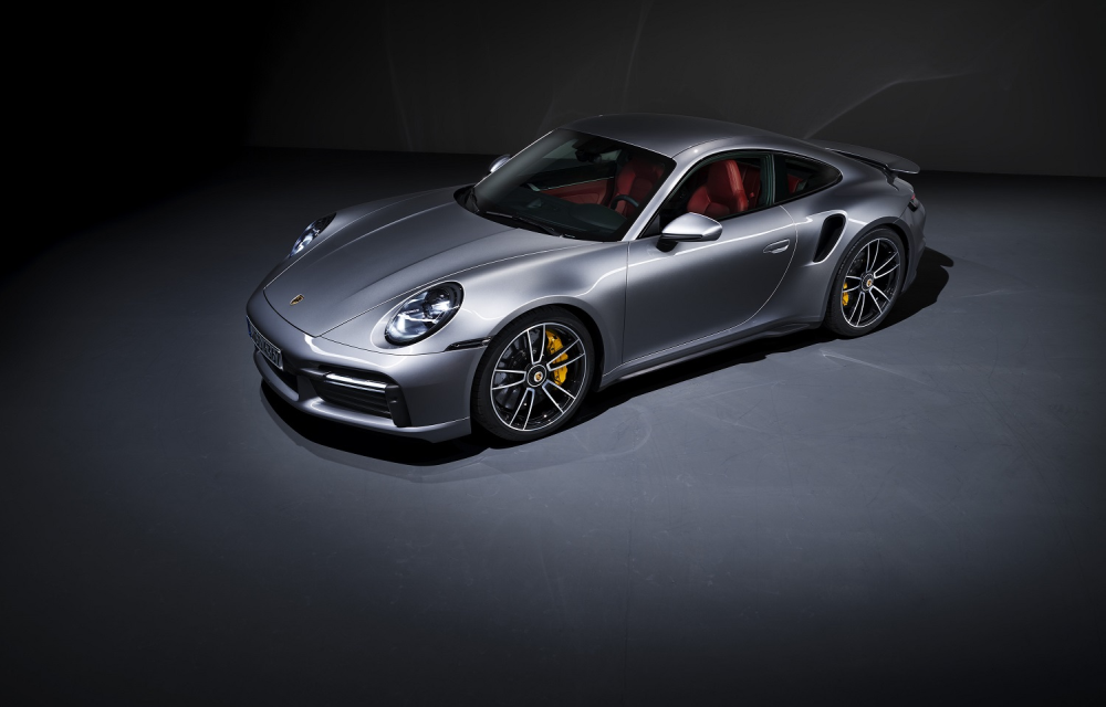 Новите Turbo S верзии на Porsche 911