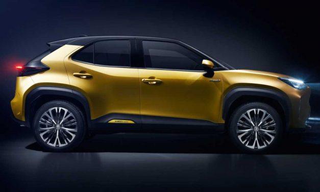 Официјална промоција на Toyota Yaris Cross