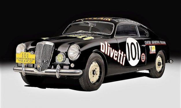 Легендарната Lancia Aurelia B20GT реставрирана и со полн сјај