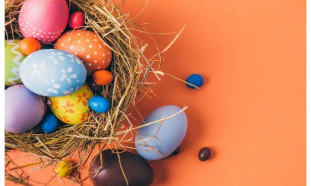 Прекрасен свет ви ги честита велигденските празници