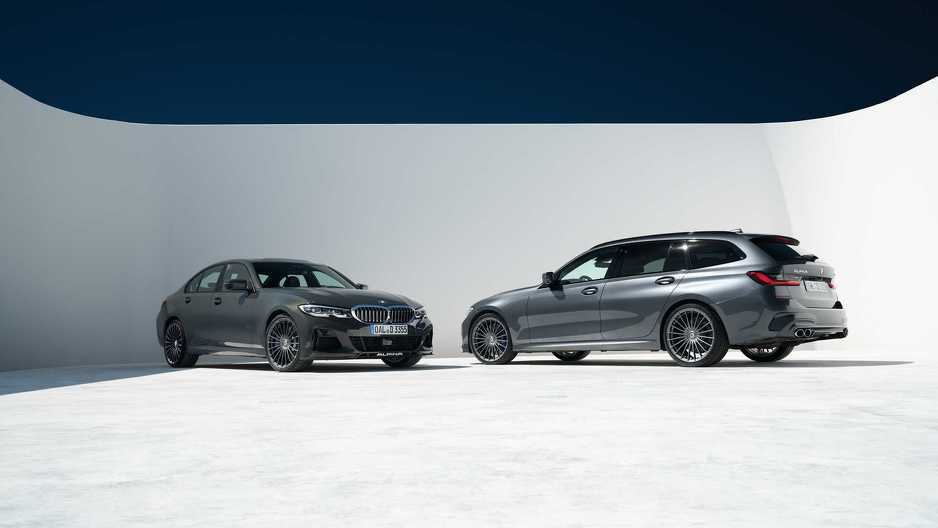 Alpina D3 S е уште посилна и побрза верзија на BMW M340d