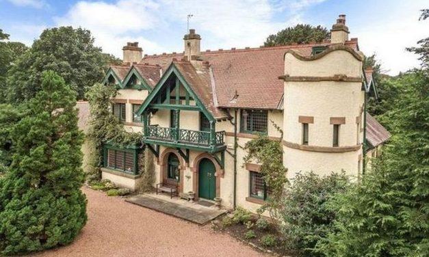 Имот во Единбург стана најпопуларниот имот во Англија
