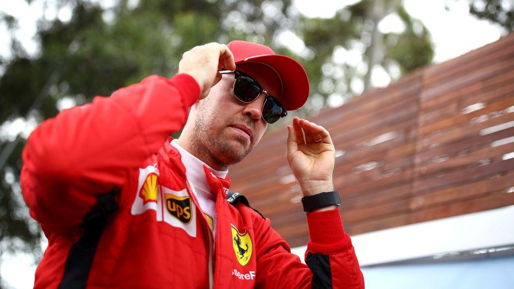Кон крајот на годината Ферари ќе се прости од Фетел